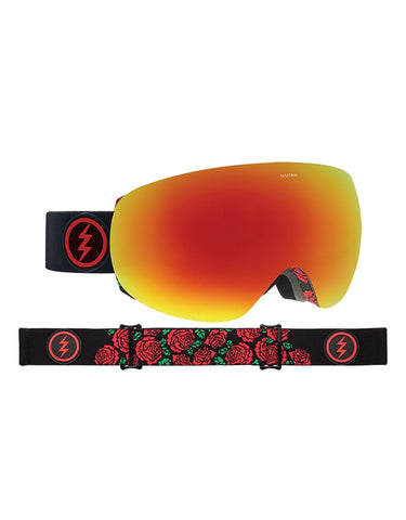 Electric EG3.5 Goggle Rosa | BRose/Red Chrome