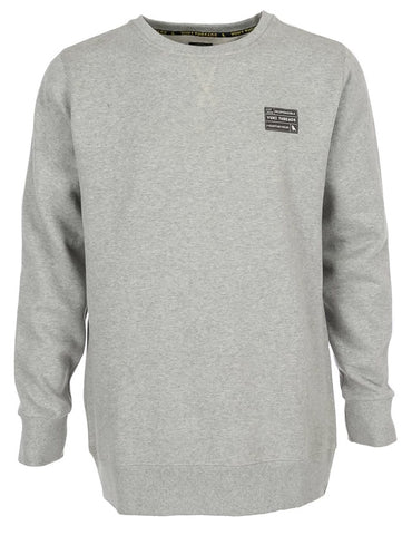 Yuki Threads Highlander Crew 2019 | Heather Grey