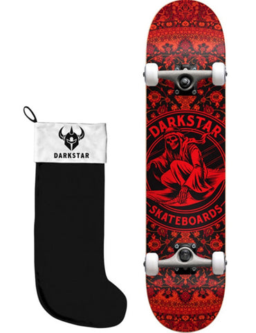 Darkstar Magic Carpet Complete Red w/Stocking | 7.375""
