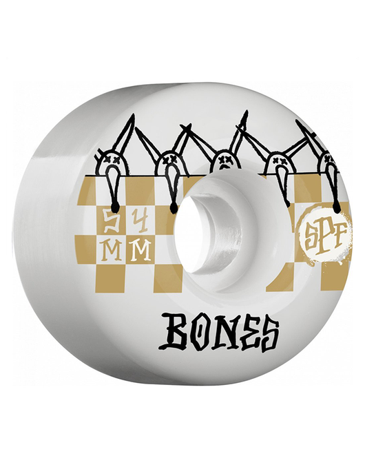Bones SPF Wheels 54mm/101a | Tiles