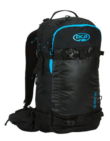 BCA Stash Pack 30L Black
