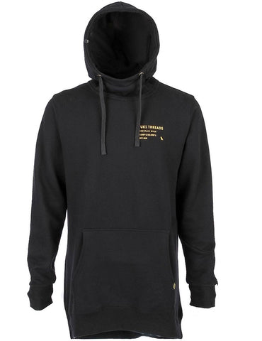 Yuki Threads Loop Shred DWR Hoodie 2019 | Black