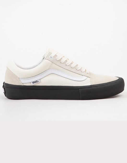 Vans Old Skool Pro | White/Black