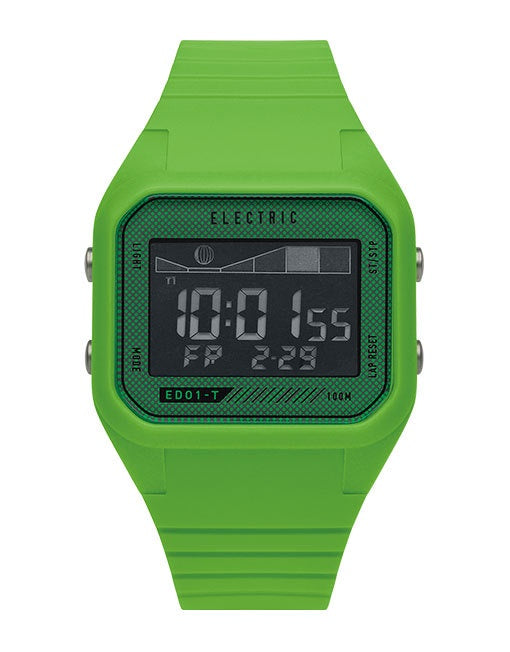 Electric California ED01 Tide Watch Bright Green
