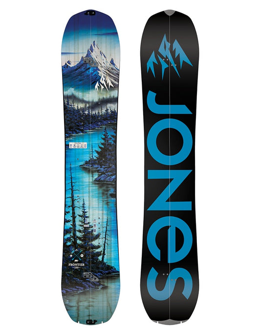Jones Frontier Splitboard | 2021