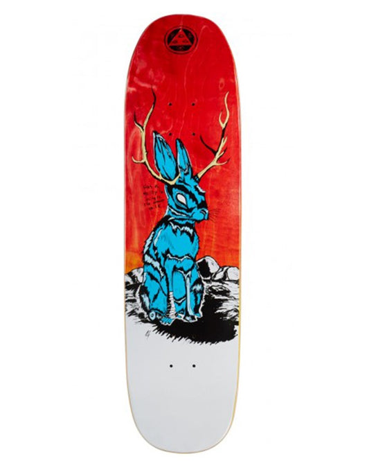 Welcome Jackalope On Son of Moontrimmer Deck | 8.25""