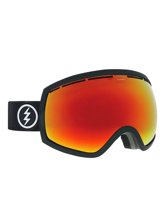 Electric EG2 Goggle Matte Black | BRose/Red Chrome