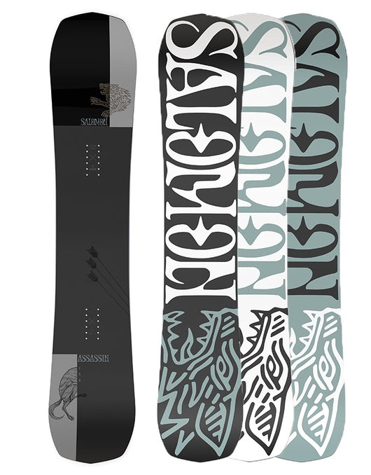 Salomon Assassin Pro Snowboard | 2022