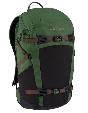 Burton Day Hiker Backpack 25L | Rifle Green Ripstop