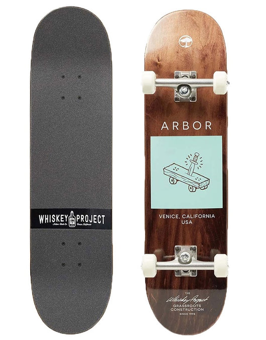 "Arbor Whiskey Complete Team 32"" 8.0"""