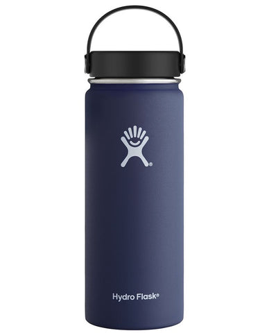 Hydro Flask 18oz Wide Cobalt