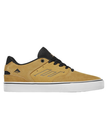 Emerica The Reynolds Low Vulc Shoe | Yellow