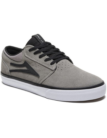 Lakai Griffin Shoe Grey/Black Suede