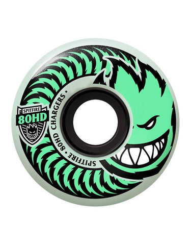 Spitfire Classic Chargers Wheels Stay Lit | 80HD/56mm