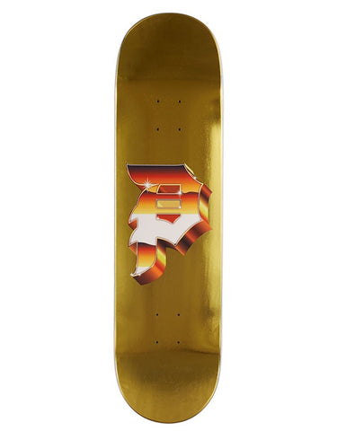 Primitive Heavyweight Dirty P Deck Gold | 8.0""