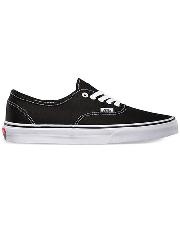 Vans Authentic Shoe | Black/White