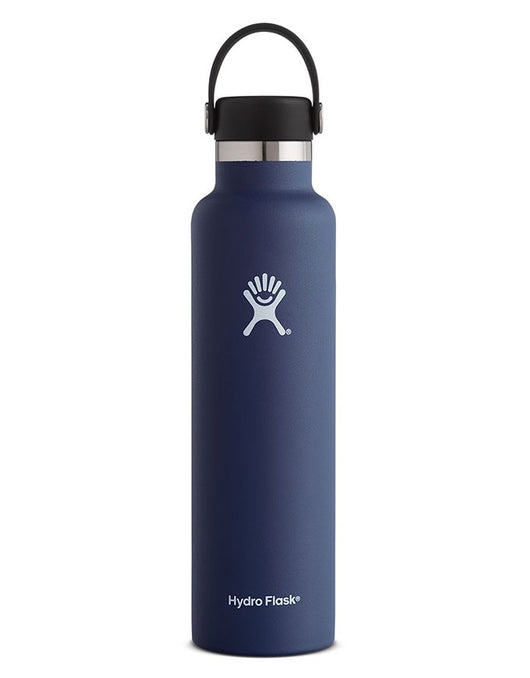 Hyrdo Flask 24oz Standard Mouth Cobalt