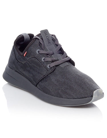 Globe Dart Lyte Shoe Black/Grey Knit