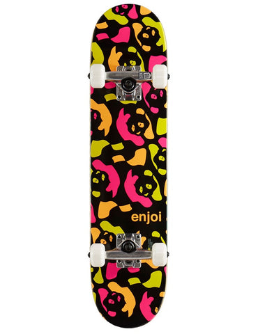 Enjoi Repeater Resin Yth Complete Black | 6.75""