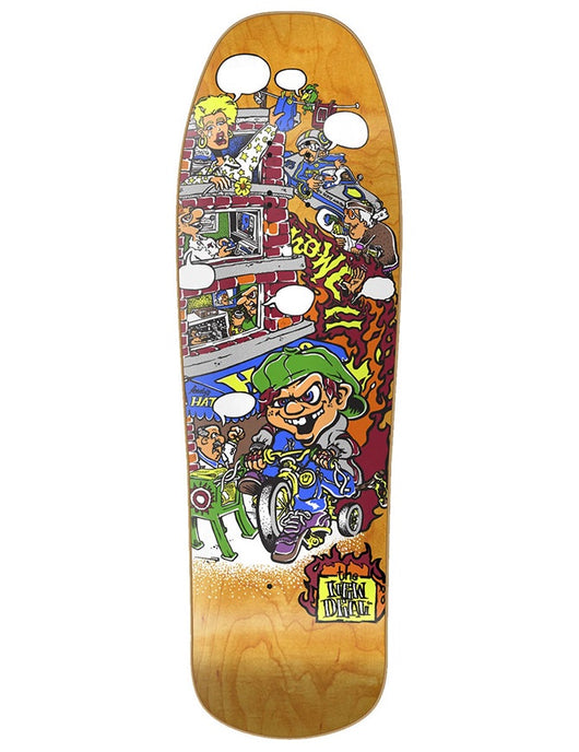 New Deal Howell Tricycle Kid Deck | 9.625""