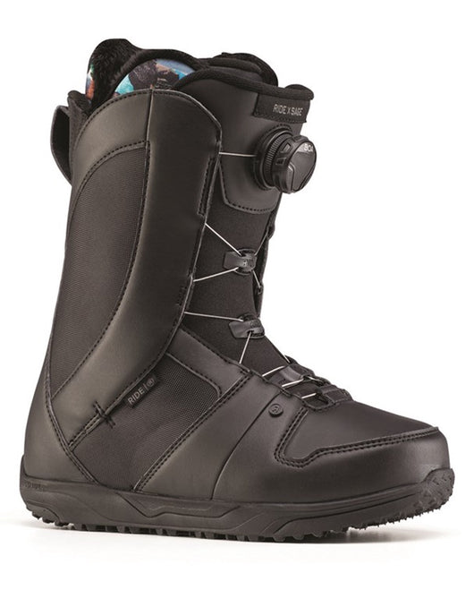 Ride Sage Women's Snowboard Boot 2020 | Black