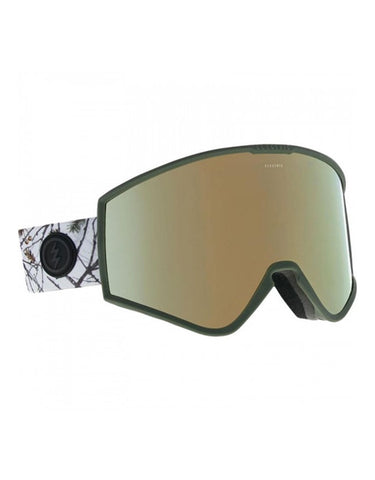 Electric Kleveland Goggle Country | BRose/Gold Chrome