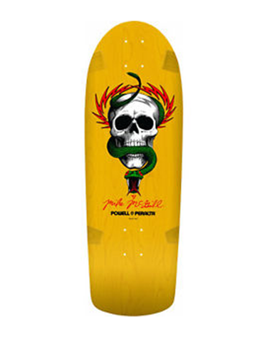 Powell Peralta McGill OG Deck Yellow | 10.0""