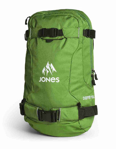 Jones Deeper Backpack 18L Green