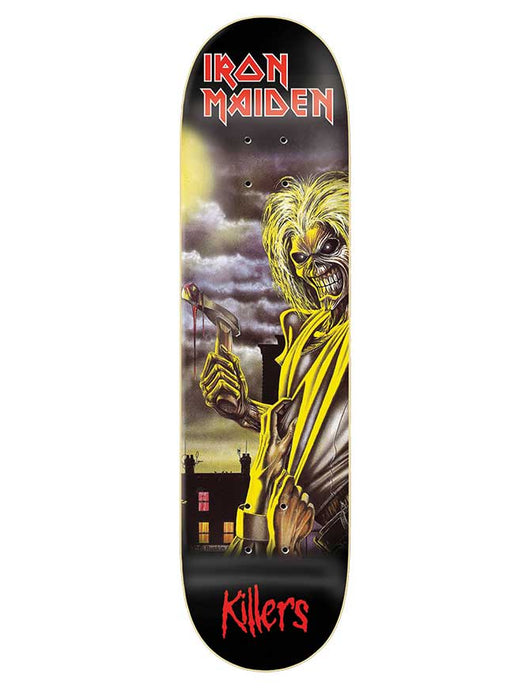 Zero x Iron Maiden Killers Deck | 8.25""