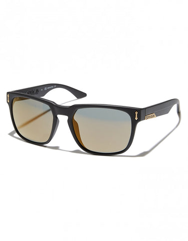 Dragon Monarch Sunglasses | Matte Black/Copper Ion Lens