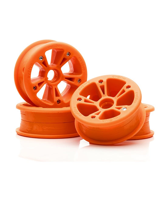 Evolve Wheel Hubs 7"