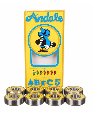 Andale Abec 5 single Bearings