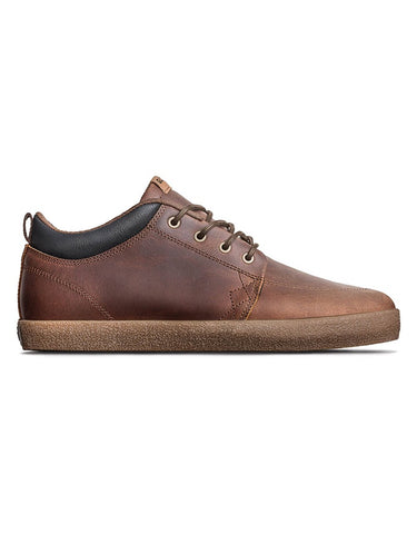 Globe GS Chukka Shoe Brown/Antique Crepe