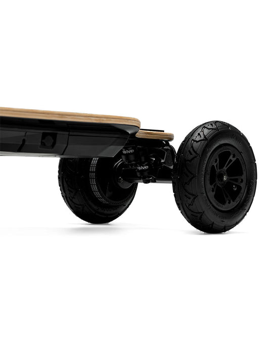 Evolve Bamboo GTR Electric Skateboard | All Terrain