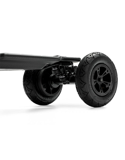 Evolve Carbon GTR Electric Skateboard | 2 in 1