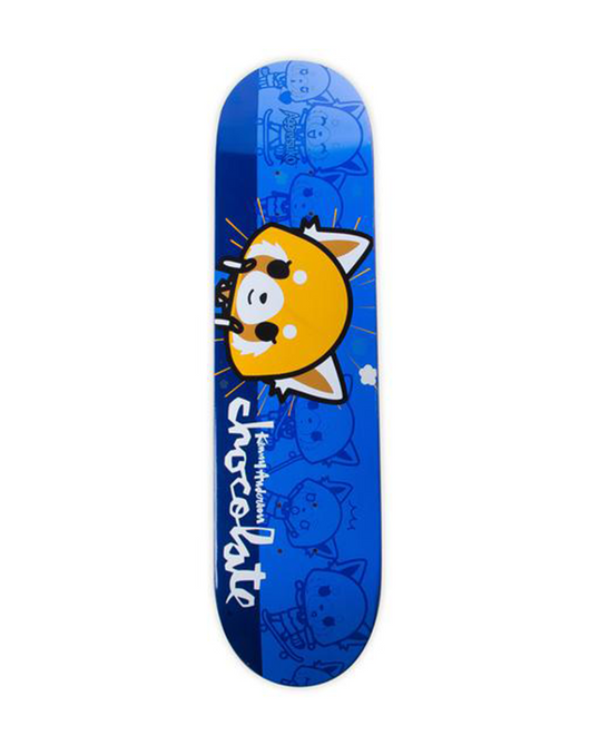 Chocolate Aggretsuko Deck Kenny Anderson 7.875""