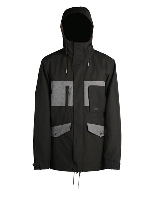 Ride Montlake Snowboard Jacket | Black