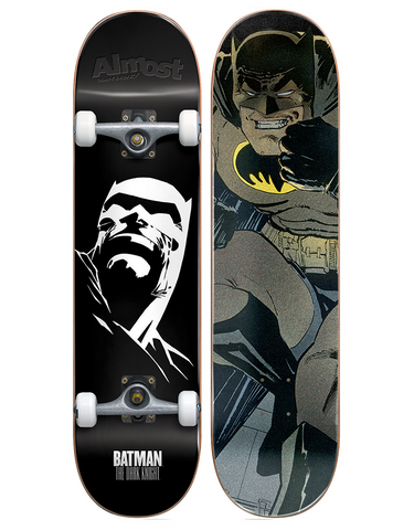 Almost Dark Knight Complete Skateboard | 8.0