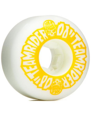 OJ Teamrider EZ Edge 53mm/101a | Yellow
