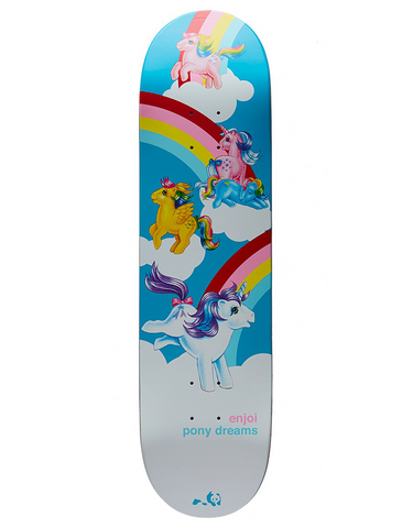 Enjoi MLP Dreams Complete Skateboard | 7.25""