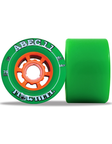 Abec 11 Flywheels 76mm/75a | Green