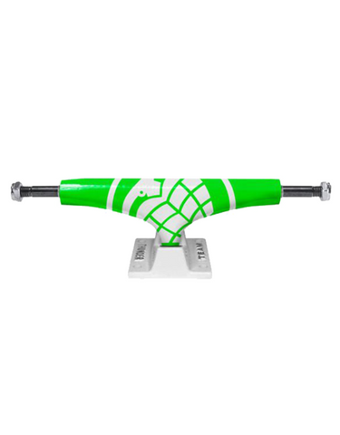 Thunder High Trucks Crusher Green | Set