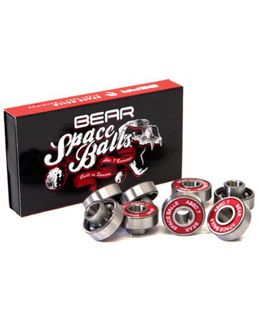 Bear Spaceball Skateboard Bearings