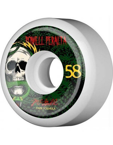Bones PF McGill 58mm/103a