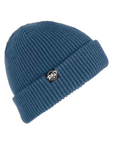 Rad Groomer Beanie | Earth Blue