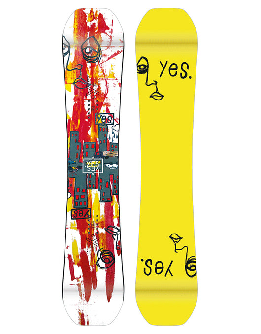 Yes Dicey Snowboard | 2022