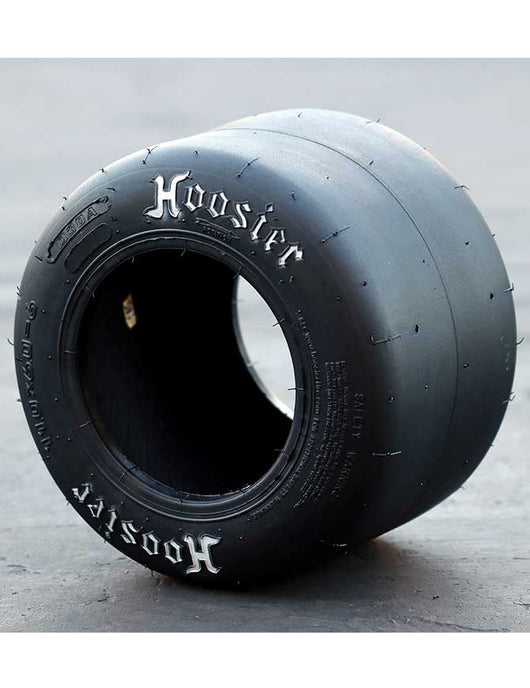 "Hoosier Whisper 6"" Street Slick Replacement Tyre 