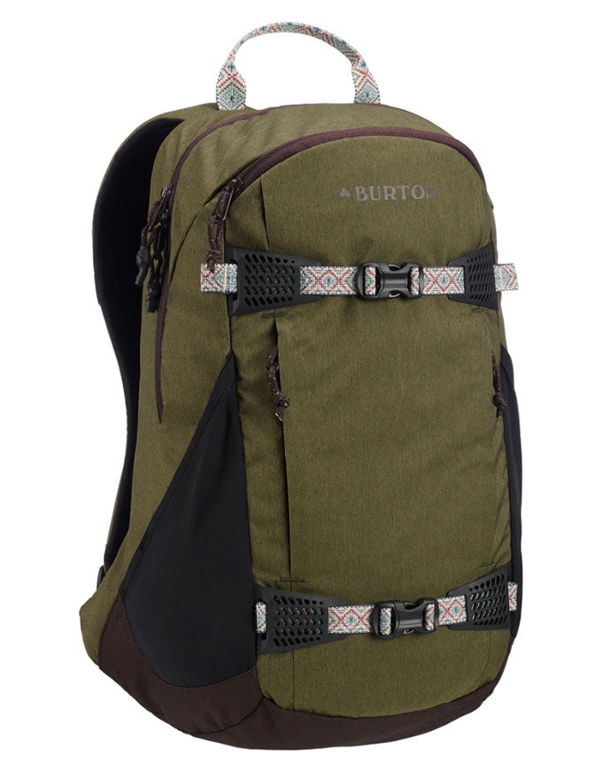 232a4bfb372 Burton Day Hiker Backpack 25L | Keef Heather