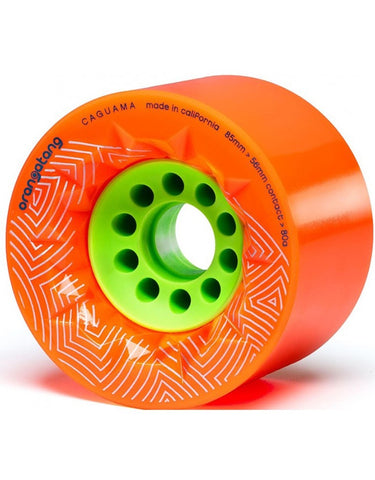 Orangatang Caguama Wheels 85mm/80a | Orange