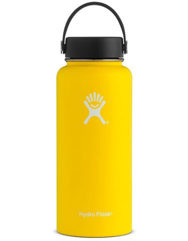 Hydro Flask 32oz Wide Lemon